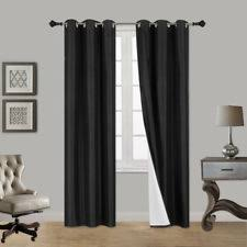 Sundown By Eclipse Curtains by Room Darkening Curtains Ebay