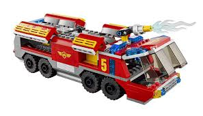 Amazon.com: LEGO City Great Vehicles 60061 Airport Fire Truck: Toys ... Lego Technic Airport Rescue Vehicle 42068 Toys R Us Canada Amazoncom City Great Vehicles 60061 Fire Truck Station Remake Legocom Lego Set 7891 In Bury St Edmunds Suffolk Gumtree Cobi Minifig 420 Pieces Brick Forces Pley Buy Or Rent The Coolest Airport Fire Truck Youtube Series Factory Sealed With 148 Traffic 2014 Bricksfirst Itructions Best 2018