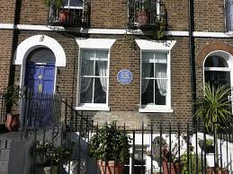 100 Bligh House Birth Place Of Captain Kennington History London Mutiny
