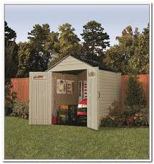 Roughneck 7x7 Shed Instructions by Blue Carrot Com Storage Shed Design