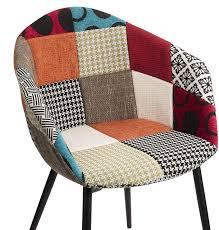2er set esszimmerstühle mit leinenbezug mehrfarbig