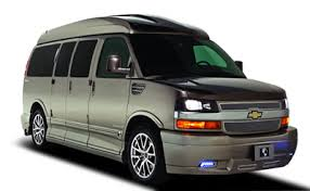 Chevrolet Express Conversion Van