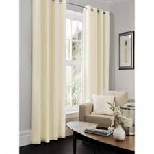 Faux Silk Eyelet Curtains by Faux Silk Fully Lined Eyelet Curtain 66