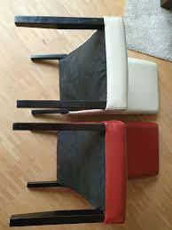esszimmer lederstühle segmüller system cäsar