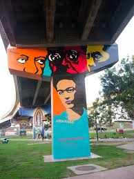 Chicano Park Murals Restoration by Chicano Park Old Highway Notes
