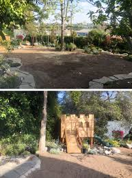 Our Backyard Makeover, Part 2 - The Process - Emily Henderson Garden Design With Backyard Trees Privacy Yard A Veggie Bed Chicken Coop And Fire Pit You Bet How To Illuminate Your With Landscape Lighting Hgtv Plant Fruit Tree In The Backyard Woodchip Youtube Privacy 10 Best Plants Grow Bob Vila 51 Front Landscaping Ideas Designs A Wonderful Dilemma Ramblings From Desert Plant Shade Digital Jokers Growing Bana Trees In Wearefound Home 25 Potted Ideas On Pinterest Indoor Lemon Tree