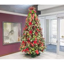 Vickerman Pink Christmas Tree by Vickerman