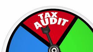 Tax Audit Board Game Spinner Risk Chance Danger