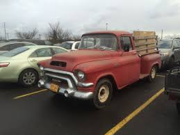 Curbside Classic Capsule: 1955 GMC 100 Series Pickup – How To Tell ... Gmc Jim Carter Truck Parts Green Vintage Truck In Alley Way Quebec City Stock Photo Old Gmc Editorial Image Image Of Washington 414935 1955 370series Ctr36 Youtube Fileclassic Old 3071658040jpg Wikimedia Commons 2007 Sierra 2500hd Classic Overview Cargurus 1949 Chevygmc Pickup Brothers Trucks For Sale Amazing Wallpapers Mondo Macho Specialedition The 70s Kbillys Super Curbside Capsule 100 Series How To Tell Chevrolet Ck Wikipedia Trucks 1956 Gmc Front A Tribute Layne Dana