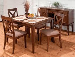 dining room fresh tile dining room table home design great