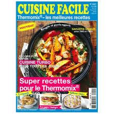 la cuisine au thermomix abonnement mixx à petit prix magazine pas cher mag24