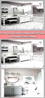 30 the do s and don ts of master bathroom ideas on a budget