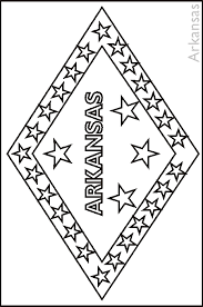 Colouring Book Of Flags United States America
