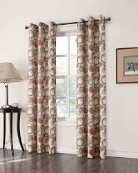 Walmart Grommet Top Curtains by Amazon Com No 918 Celestial Grommet Curtain Panel 48 By 84 Inch