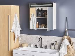 spiegelschrank mit led jaramillo ch