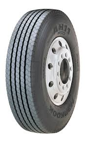 100 Hankook Truck Tires Tire America Corp Radial AH11 Medium Distance Tire In