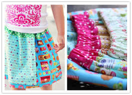 How To Make Cute Apron Skirts Step By DIY Tutorial Instructions With Downloadable Measures