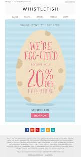 Easter Discount Email With Coupon From Whistlefish ... Sephora Canada Promo Code Take The Tatcha Real Results Canvas On Demand Your Photo To Art Coupons By Greg Mont Lands End Coupon Code How Use Promo Codes And Coupons For Lasendcom Easter Discount Email With From Whtlefish Vistaprint Deals 2019 Fat Quarter Shop Discount Coupon Vapingzonecom Code Ebay Australia 10 Argos Vouchers Yogurtland Discounts Bags Bows 17com Slash Freebies Cvasmandyrphotoartuponcodes Ben Olsen Auto Fetched Bigcommerce Guide