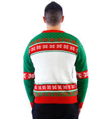Leg Lamp Christmas Sweater Diy by Home Alone Wet Bandits Ugly Christmas Sweater