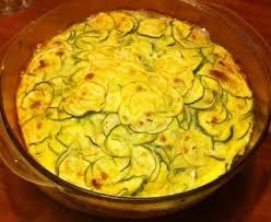 cuisine simple et rapide clafoutis aux courgettes très simple et rapide recette de