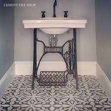 bathroom remodel fantasies encaustic tile pretty prudent