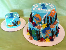 Bubble Guppies Cake Decorations by Guppies Birthday Cake Decorations 28 Images 25 Best Ideas