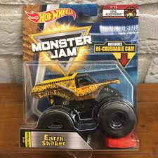 Monster Jam Hot Wheel Diecast El Toro Loco, Grave Digger, Earth ... Ultimate Hot Wheels Shark Wreak Monster Truck Closer Look Year 2017 Jam 124 Scale Die Cast Bgh42 Offroad Demolition Doubles Crushstation For The Anderson Family Monster Trucks Are A Business Nbc News Dsturbed Other Trucks Wiki Fandom Powered By Wikia Hot Wheels Monster 550 Pclick Uk 2011 Series Blue Thunder Body 1 24 Ebay Find More Boys For Sale At Up To 90 Off Megalodon Fisherprice Nickelodeon Blaze Machines