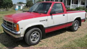 1987 Dodge Dakota Pickup Truck | Item C2267 | SOLD! July 11 ...