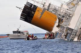 Cruise Ship Sinking Now by Costa Concordia Cruise Ship Audio Recording Alleges Francesco