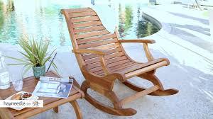 Belham Living Avondale Oversized Outdoor Rocking Chair ...