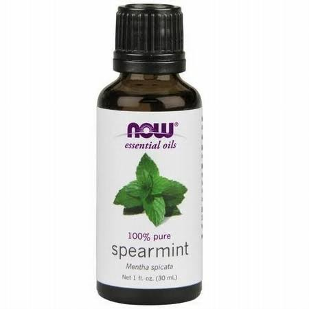 Now Essential Oils - Spearmint, 1 fl oz