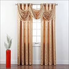 Walmart Grommet Blackout Curtains by Living Room Wonderful Blue And Brown Curtains Walmart Red