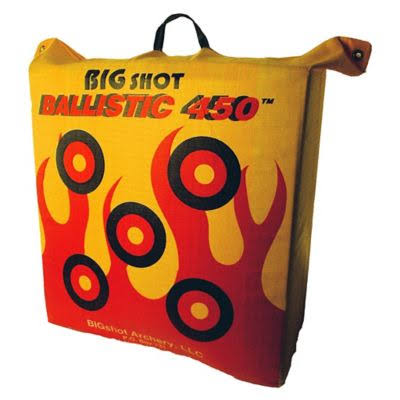 Bigshot Ballistic 450 Archery Target Face Replacement Bag Jacket Cover