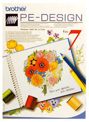 Brother PE DESIGN Version 7 0 Embroidering Editing Software