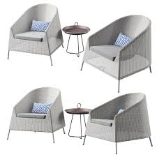 Cane Line Kingston Lounge Chair Set | 3D Model St Kitts Lounge Chairs Set Of 2 Panama Jack Key Biscayne Antique And Brown Outdoor Chair Set With Ottoman Piece Walker Edison Fniture Company Removable Cushions Wood Patio Gray 2pack Telescope Casual Larssen Cushion Swivel Rocker Side Table Abbots Court Cosco Alinum Chaise Costway 3 Wicker Rattan Steel Black Latvia Midcentury Ottoman By Corvus Priest Calvin Hee From Hay Chairset Blue