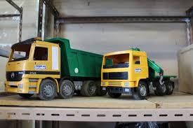 100 Bruder Trucks TWO BRUDER TRUCKS Big Valley Auction