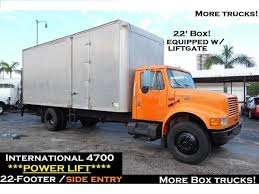 2001 INTERNATIONAL 4700 Box Truck 22-FT *POWER LIFT GATE* Diesel Box ... Mitsubishi Canter 3c 75 4 X 2 Box Van 2000 Isuzu Vn Npr4 Cyl Turbo Diesel Box Truck City California Iveco Daily Luton Box Van 23 Turbo Diesel 2007 One Owner 44000 Fsh Truck Wikipedia Parting Out Npr Truck Subway 2001 Chevy W4500 Single Axle For Sale By Arthur Trovei Trucks In Greenville Tx 75402 2017 Freightliner M2 Under Cdl Greensboro Gmc T6500 24ft W Cat 72l Extended Cab 60k 2012 Isuzu For Sale 9062 Cassone And Equipment Sales 2013 Hd 16 Youtube