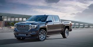 GMC Unveils 2016 Sierra Denali Ultimate, Leaving No Option Unticked ... New 2018 Gmc Sierra 1500 Denali Crew Cab Pickup 3g18303 Ken Garff In North Riverside Nextgeneration 2019 Release Date Announced Trucks Seven Cool Things To Know Drops With A Splitfolding Tailgate First Review Kelley Blue Book Trucks Suvs Crossovers Vans Lineup Fremont 2g18657 Sid 2017 2500hd Diesel 7 Things Know The Drive Vs Differences Luxury Vehicles And