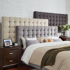 Headboard Designs For Bed by Best 25 King Size Upholstered Headboard Ideas On Pinterest Tall