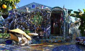 inside the mosaic tile house in venice ca propertyroom360