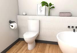 wc toilette parva stand tiefspüler bodenstehend spülkasten sitz soft cersanit