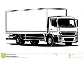 Vector Truck Outline Template Isolated On White Stock Vector ... Fire Truck Outline 0 And Coloring Pages Clipart Line Drawing Pencil And In Color Truck Semi Rear View Drawing Peterbilt Coloring Page Icon Vector Isolated Delivery Stock Royalty Trailer Pages At 10 Mapleton Nurseries Template On White Free Printable Of Cars Trucks With Pickup Encode To Base64 Simple Icons Download Art Clipart Black Awesome At
