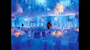Wonderful Winter Wonderland Wedding Decorations