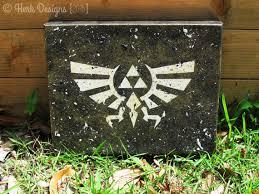 triforce l diy the legend of triforce symbol splatter painting