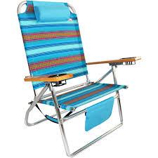 100 Aluminum Folding Lawn Chairs Heavy Weight Big Fish HiSeat Beach Chair Tribal Sunset Stripe