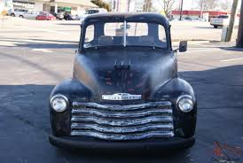 100 1950 Chevy Truck Frame Swap Pickup