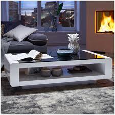 wohnzimmer moebella couchtisch weiß hochglanz mit glasplatte