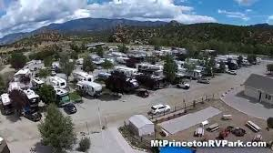 Mt Princeton RV Park Aerial Video