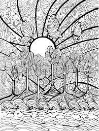 Full Size Of Coloring Pagehard Pages Appealing Hard Abstract Nature