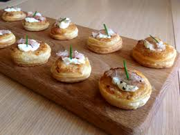puff pastry canape ideas crab canapés phil s kitchen formerly baking fanatic